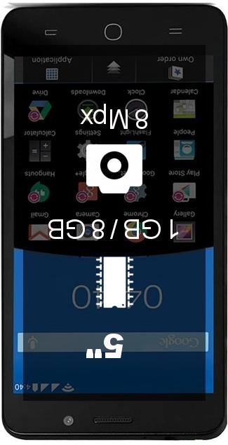 Panasonic Eluga L 4G smartphone