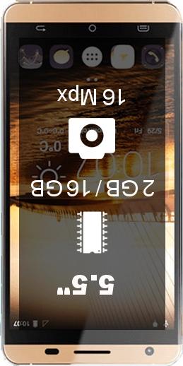 Cubot X15 smartphone