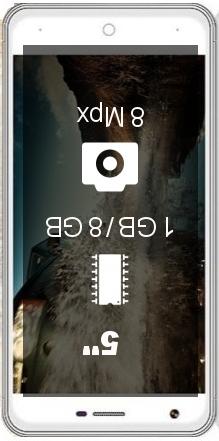 Zopo ZP530 smartphone
