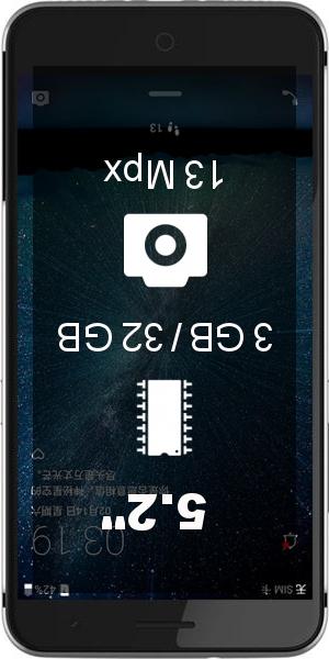 ZTE Blade A2S smartphone