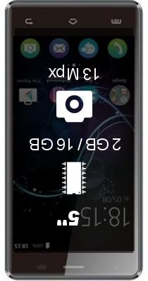 BQ S-5060 Slim smartphone