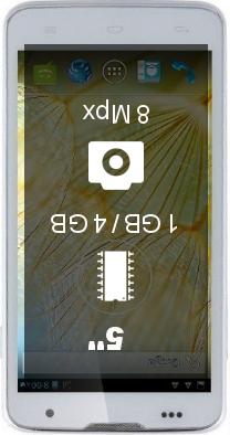 Jiake JK12 smartphone
