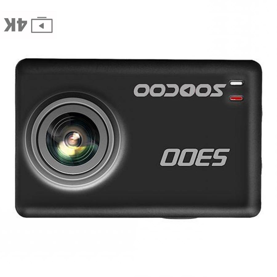SOOCOO S300 action camera