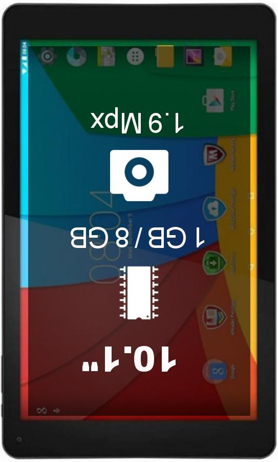 Prestigio MultiPad Wize 3341 3G tablet