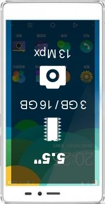 Cong Metal Standard 3GB 16GB smartphone