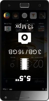 Lenovo Vibe P1 3GB 16GB smartphone