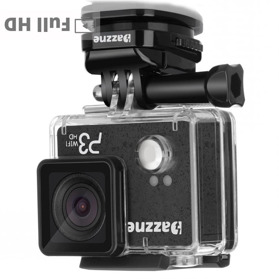 Dazzne P3 action camera