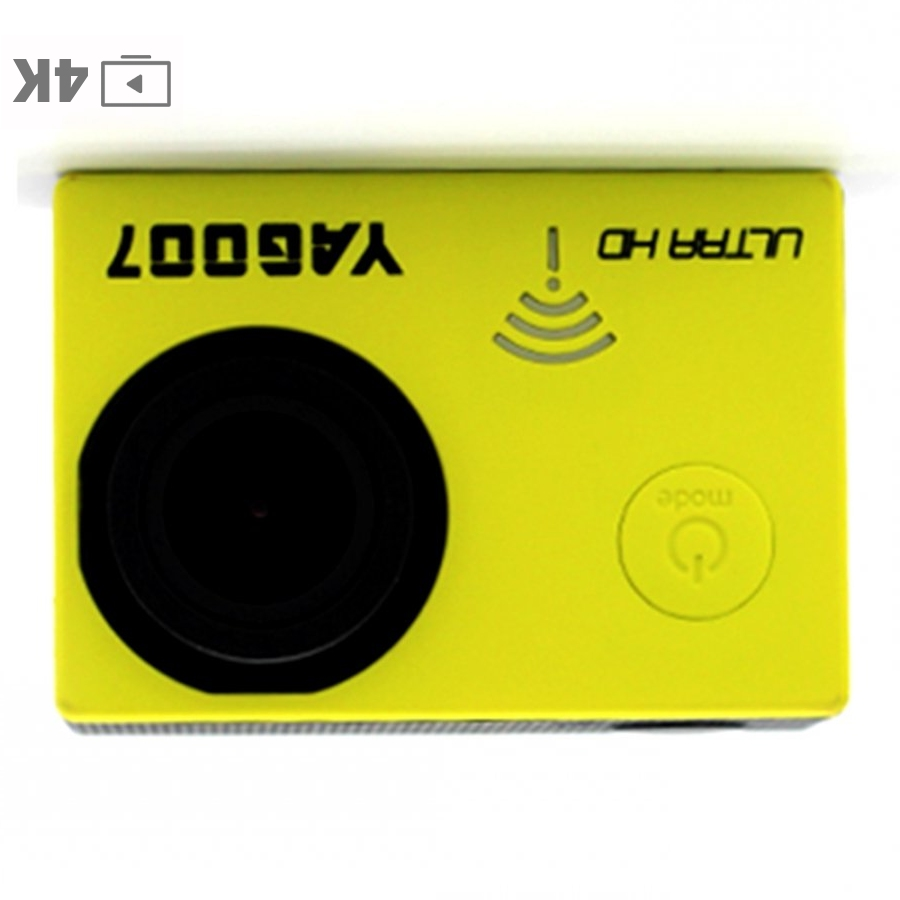 Yagoo 7 action camera