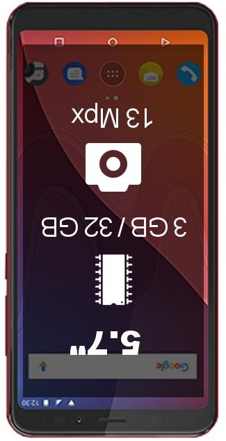 Wiko View 3GB-32GB smartphone