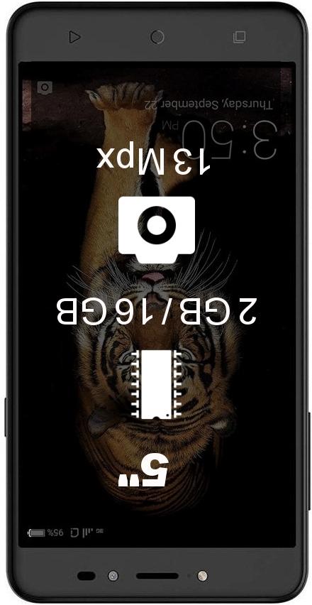 Coolpad Torino S2 U00 smartphone