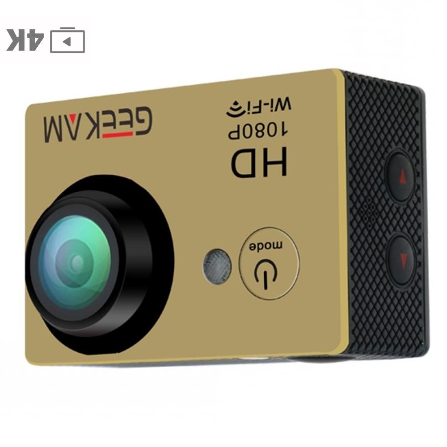 GEEKAM W9 action camera