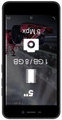 Intex Aqua Zenith smartphone