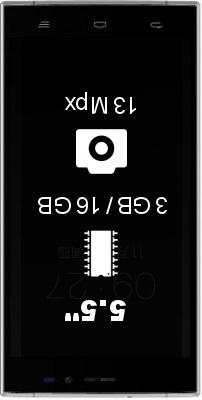 DOOGEE F5 16GB smartphone