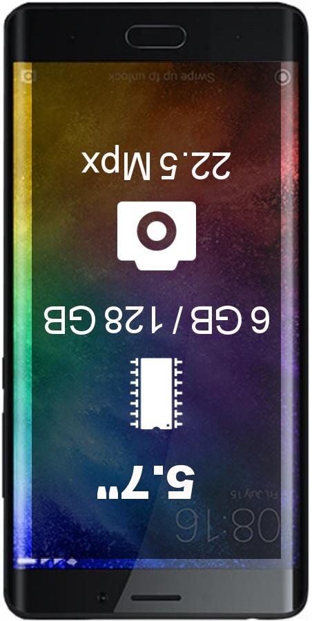 Xiaomi Mi Note 2 6GB 128GB Global smartphone
