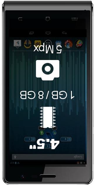 Swipe Marathon 1GB smartphone
