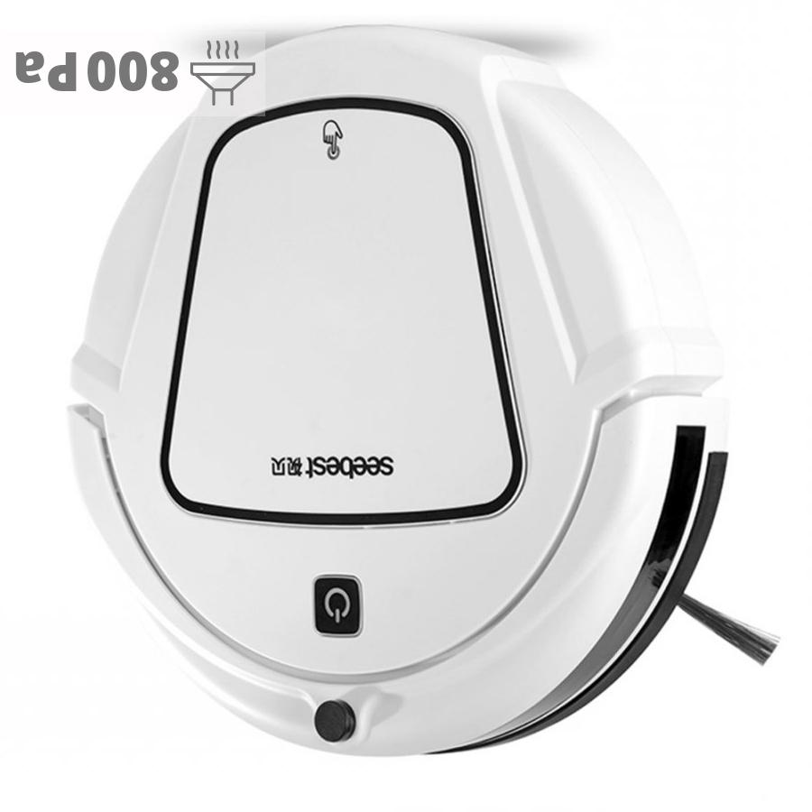 Seebest D750 robot vacuum cleaner