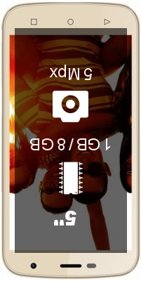 Intex Aqua Classic 2 smartphone