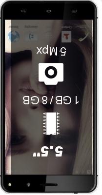 Landvo XM100 Pro smartphone