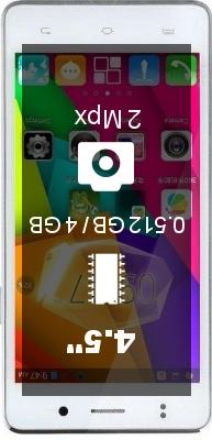 Jiake MX5 smartphone