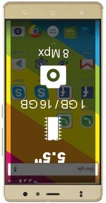 Zopo Color F1 smartphone