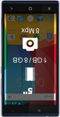 Prestigio Grace Q5 smartphone