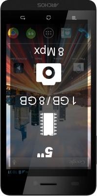Archos 50b Helium 4G smartphone