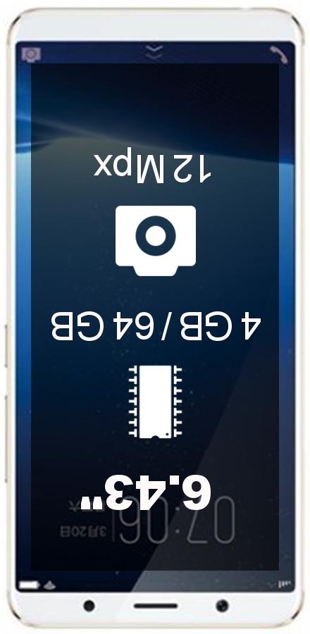 Vivo X20 Plus smartphone