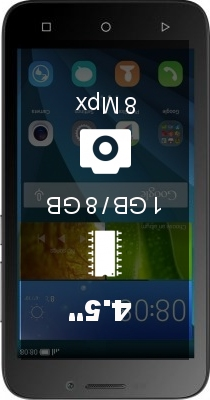 Huawei Honor Bee Y5C smartphone