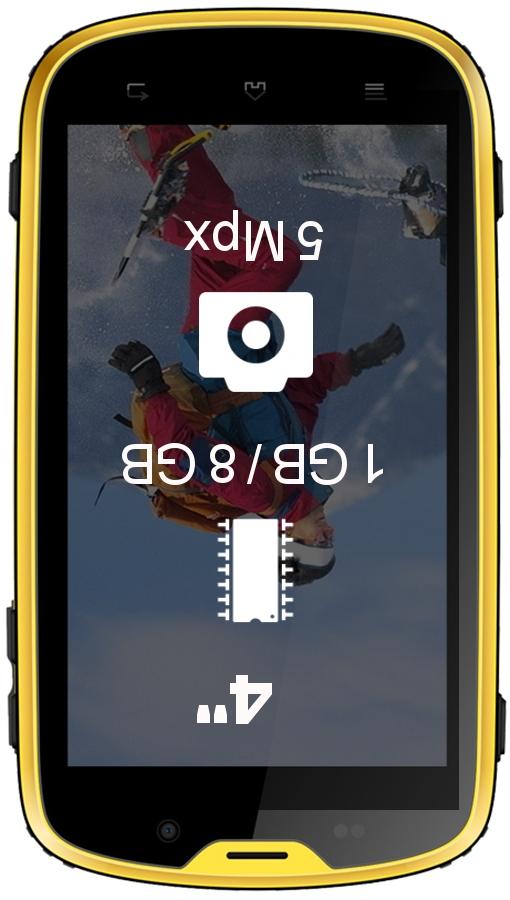 E&L W5 smartphone