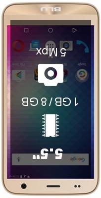 BLU Dash XL smartphone
