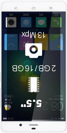 Newman CM810 smartphone