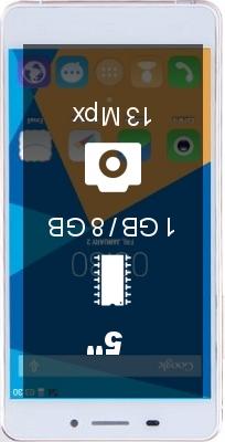 DOOGEE Ibiza F2 smartphone