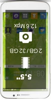 Newman K2S smartphone