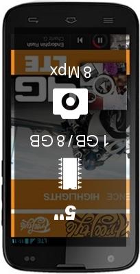 Yezz Andy C5E LTE smartphone