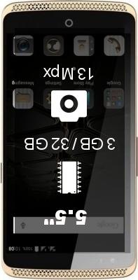 ZTE Axon Elite smartphone