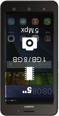 Huawei Y635 smartphone