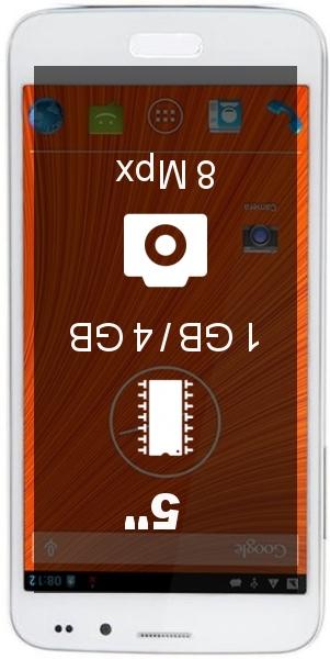 Mijue M900 smartphone