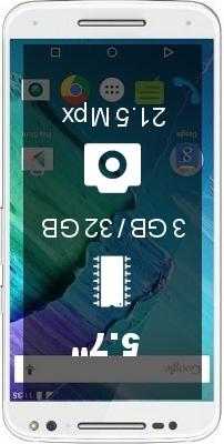 Motorola Moto X Style smartphone