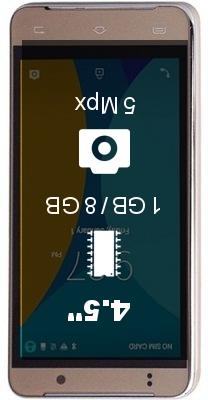 Gooweel M9 Mini+ smartphone