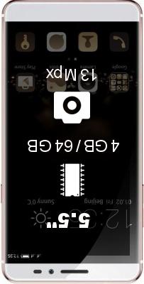 Coolpad Max smartphone