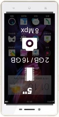 Oppo A33 smartphone