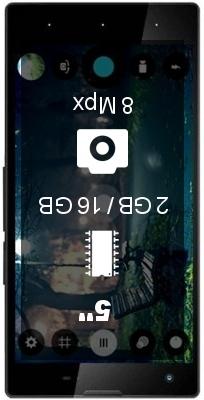 Xolo 8X-1000i smartphone