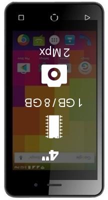 NUU Mobile A1 Plus smartphone