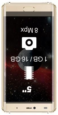 AllCall Rio smartphone