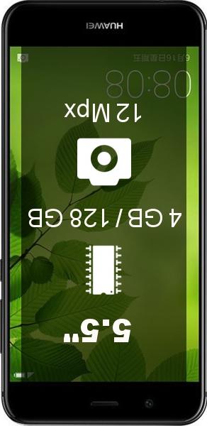 Huawei Nova 2 Plus smartphone