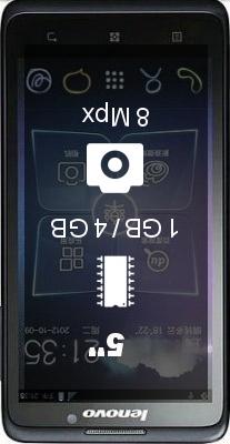 Lenovo S890 smartphone