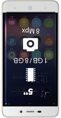 ZTE Blade D2 smartphone