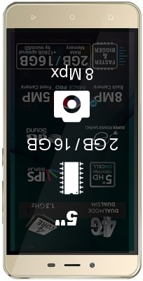 Allview P7 Pro smartphone