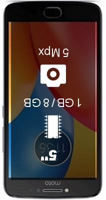 Motorola Moto C XT1750 smartphone