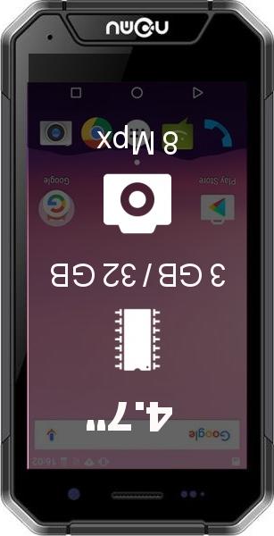 Nomu S30 Mini smartphone